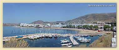 Paros Greece Travel